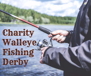 charity walleye fishing derby image